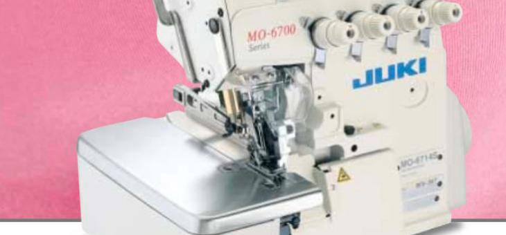 Macchina per cucire industriale Juki